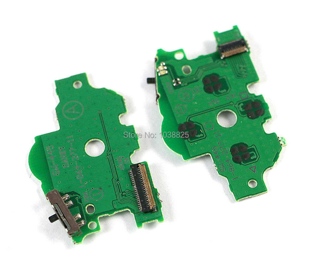For PSP1000 Original Power Switch Board Replacement for PSP 1000 Game Console Repair 20pcs/lot ChengChengDianWan