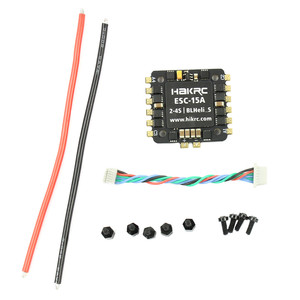 Image 3 - Hakrc 15A / 20A Blheli_S BB2 2 4S Dshot 4 In 1 Esc Speed Controller Voor 130 180 210 250 Diy Fpv Racing Drone Multcopter Outdoor