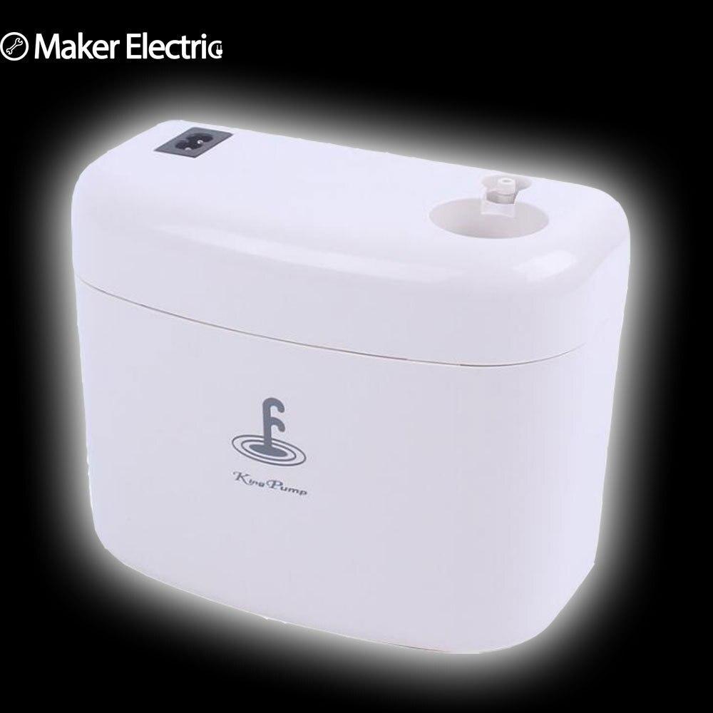 Pompe de retrait de condensat Super silencieuse avec interrupteur de sécurité pour le Drainage de la climatisation économie d'énergie