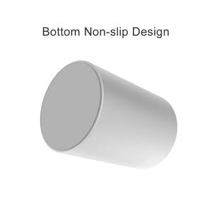 Image 5 - Vaydeer portalápices y portalápices de Metal, organizador de escritorio redondo de aluminio y caja de almacenamiento de tazas