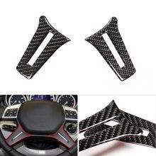 Автомобильная панель рулевого колеса из углеродного волокна