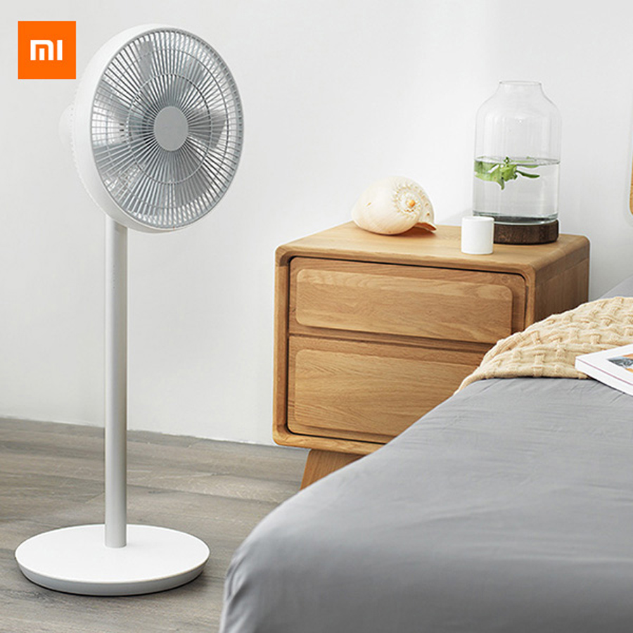 Original Xiaomi Smartmi ZLBPLDS03ZM Fans DC Frequency Conversion Natural Wind Floor Fan With Battery Xiaomi Ecosystem Product-in Fans from Home Appliances    2