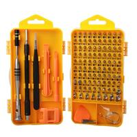 Precisão chave de fenda magnética conjunto 110 em 1 multi computador pc dispositivo do telefone móvel reparação mão casa ferramentas chave de fenda kit ferramentas|Conjuntos ferramenta manual| |  -