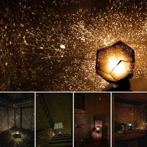 Image 2 - Proyector LED de Star Master Night Light, lámpara LED con proyector de estrellas, proyección del cielo y astros, luces led de noche Cosmos, regalo para chico, decoración para el hogar