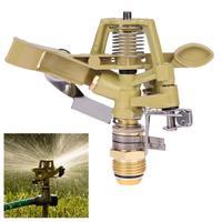 1/2 Polegada sprinkler gramado automático 360 rotativa jardim água sprinklers spray bico fonte irrigação gramado spray cabeça ferramentas