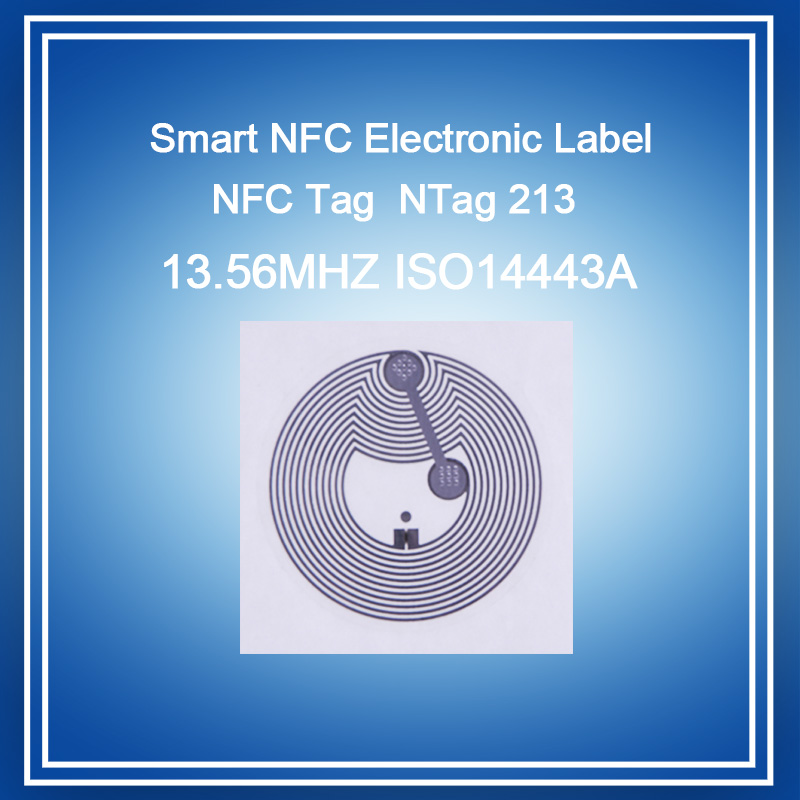 Independent 10pcs Ntag213 Nfc Tags 13.56mhz Iso 14443a All Nfc Phone Available Ntag 213 Nfc Tag Sticker Adhesive Labels Access Control