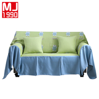 Embroidery process Sofa Cover Universal Sofa Towel All inclusive Fabric Dust Cover Couch Home Decoration