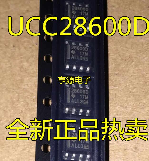 4 x UCC28600DR 8-PIN QUASI-RESONANT FLYBACK GREEN-MODE CONTROLLE TI SO-8 4pcs