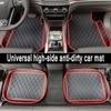 Zhaoyanhua Universele Auto Vloermatten Auto Fit Lhd En Rhd Alle Modellen Honda Crv Cr Elysion Odyssey Vezel Fit Stad spirior Civic
