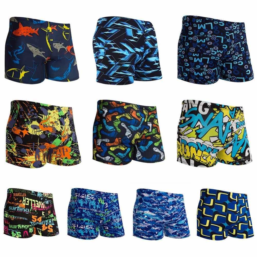 403223949a426 2019 New Swimwear Men Sexy swimming trunks sunga hot swimsuit mens swim  briefs Beach Shorts mayo