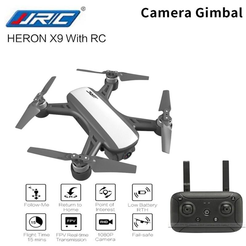 JJRC X9 WiFi HD FPV APP 1080P HD Kamera RC Drohne Quadcopter GPS Optical Flow