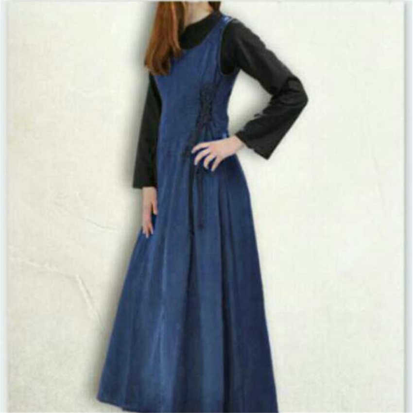 167f1d02b ... Traditional European Clothing for Women Dress Medieval Adult Costumes  18th Century Cosplay Party Sleeveless Wedding Dresses ...