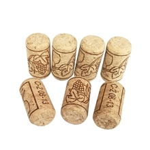 opening promotion-100Pcs Wine Cork Reusable Creative Functional Portable Sealing Bottle Cover For Bottles
