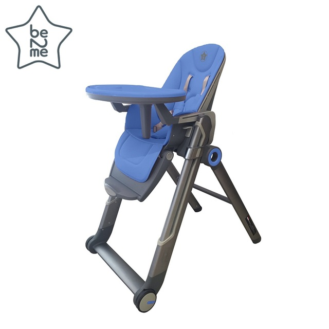 Стульчик для кормления Be2Me C809 синий