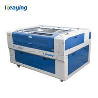 CO2 лазерной для резки дерева гравировки, резки RY L1390 принтер лазерный аппарат