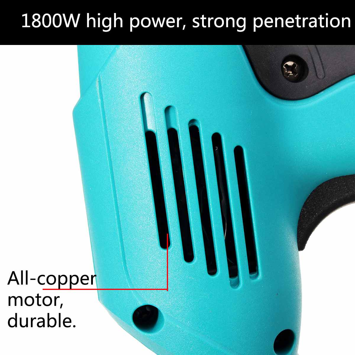 Heavy Tacker Nail Electrical Electric Straight Tool Nail 2000W Duty Gun Portable Electric Gun Woodworking 10 220V 30mm Staple