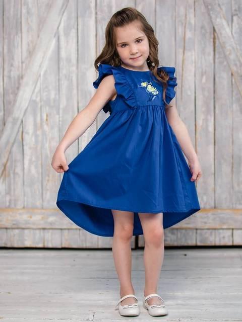 Платье швейное Sweet Berry для девочек