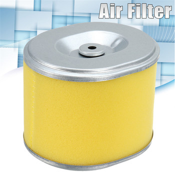 1pc Air Filter Cleaner For Honda GX340 GX390 188F 11HP 13HPGas Engine Generator Yellow Air Filter Cleaner image