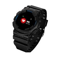 Hot Sale MX Smartwatch Color Screen IP68 Heart Rate Blood Pressure Sleep Monitor Message Call Reminder Sport bluetooth Wristband