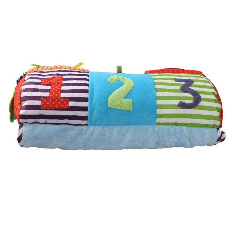 Multifunctional Infant Baby Game Carpet Kneeling Mat Blanket With Pillow Baby Play Mats PNLO