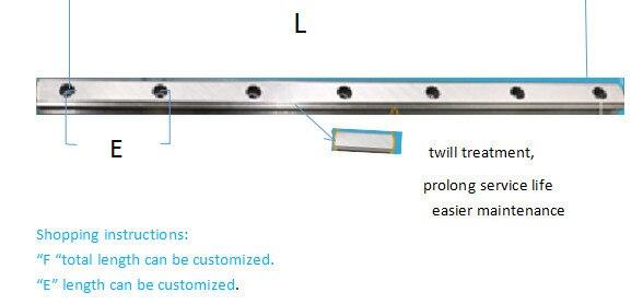 2 pc HGH20-1250mm + CONJUNTO 1 SFU1605 + 4 hgw20cc Linear guia Alta praça de montagem de carga do parafuso da esfera linear motion módulo