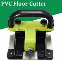 Outil d'installation de plancher de coupeur de plancher de PVC couteau de coupe d'acier allié d'aluminium machine de découpage de ferraille pièce d'outil de plancher d'intérieur nouvelle
