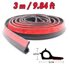 300cm Adhesive UNIVERSAL TAILGATE SEAL KIT FOR TOYOTA HILUX SR5 SR RUBBER UTE DUST Tail Gate ailgate Cover