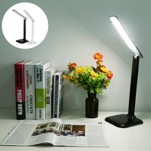 цена на LED Desk Lamp Elegant Modern Adjustable 3 Brightness Levels For Reading Studying  Table Lamps For Bedroom Eye Protection Lamp