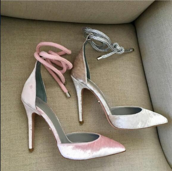 Boucle Bretelles Pompes Sexy Sandales De Qualité Chaussures Épais Super Femme Cheville Dentelle À Simple Talons Haute Sangle chaussures 1w7qznSXx