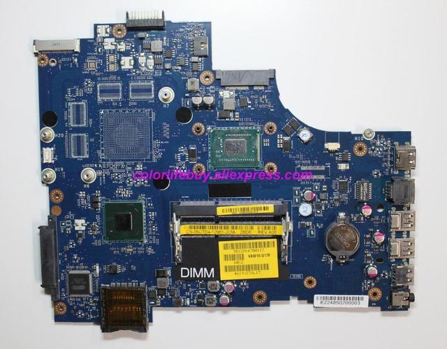 本 NJ7D4 0NJ7D4 CN 0NJ7D4 VAW11 LA 9102P ワット 2117U CPU ノートパソコンのマザーボード Dell の Inspiron 17 3721 ノート Pc