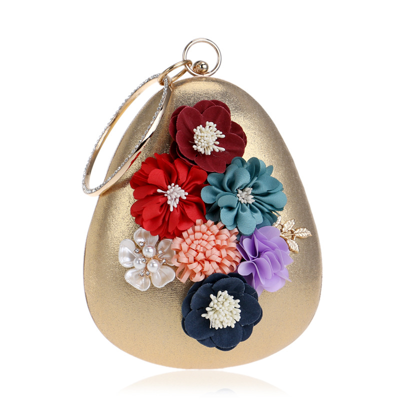 Handbags Shoulder Clutches Wedding Diamonds Party Elegant Design Dinner Women Brand