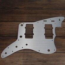 Metal Pickguard Jazzmaster-Style Aluminum Guitar-Parts Screws Scratch-Plate Vintage NEW