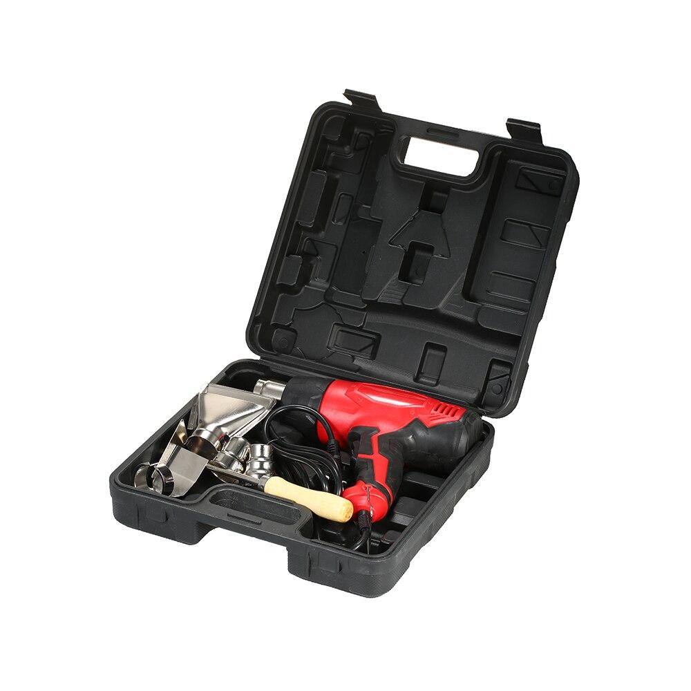 Image 4 - 2000W AC220V Electric Hot Air Gun Heat Guns Air Gun Adjustable Heat Gun Tool For Soldering Hair Dryer Building Hot Air Nozzle-in Heat Guns from Tools on