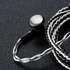 Image 5 - Bgvp dx3s cnc plana fone de ouvido 3.5mm fones diy monitor áudio substituição para audiophile