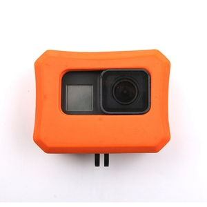 Image 1 - EVA Protective Case For Gopro Hero 7/6/5  Water Floaty Action Sport Camera Accessories Float for Swiming High Quality