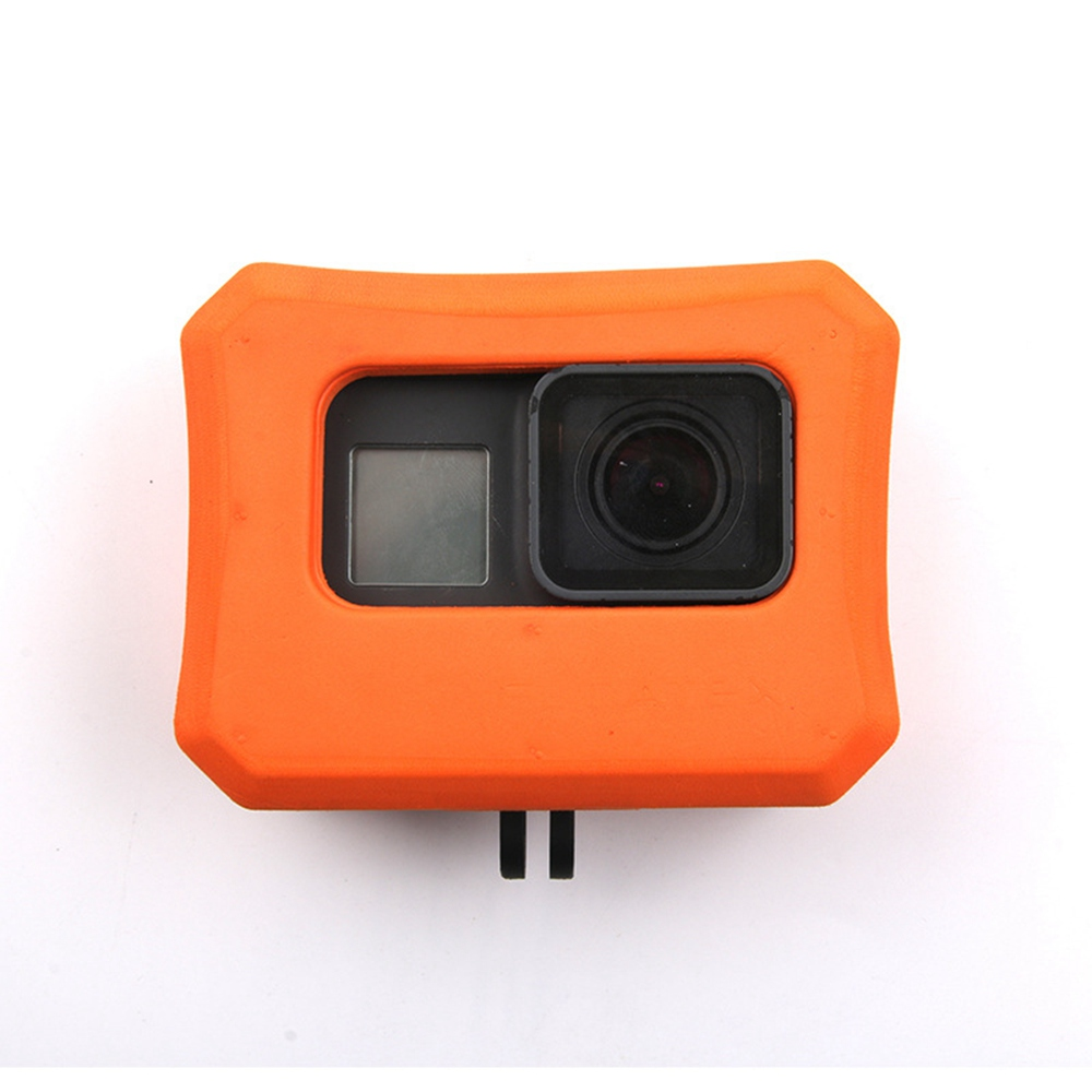 Funda protectora EVA para Gopro Hero 7/6/5 cámara de deporte de acción flotante de agua accesorios flotador de alta calidadCarcasas para videocámara deportiva   -