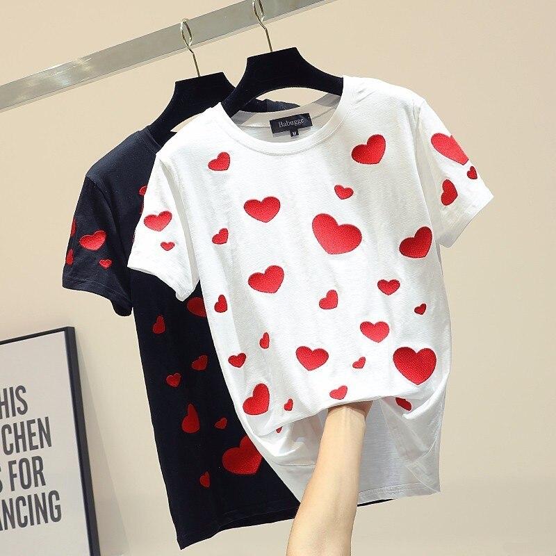 amore shirt cotone 2019