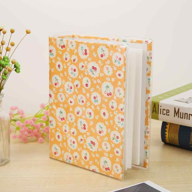 100 Sheets Insert Page 6 inch Film Picture Case Storage Frame Photo Album 11.5*16.2cm