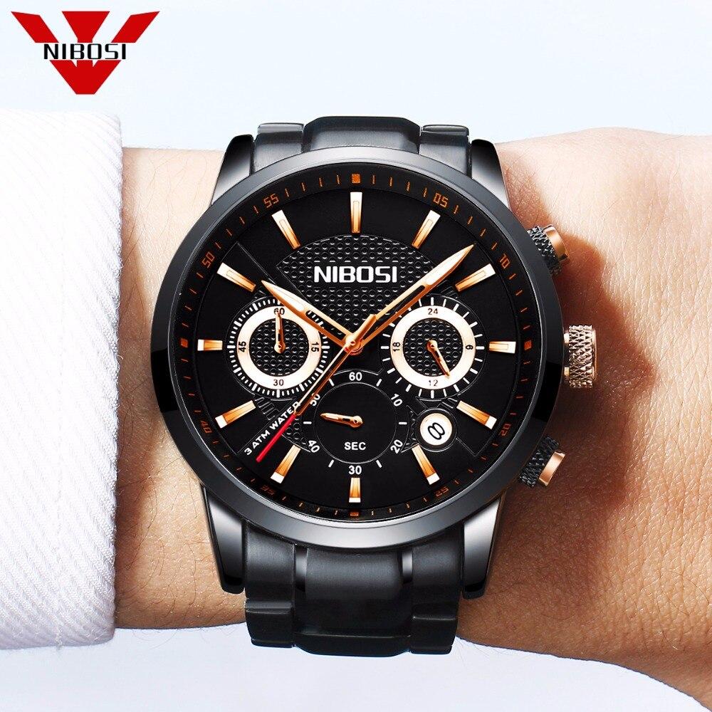 лучшая цена Mens Unique Luxury Business Quartz Watch Casual Fashion Analog Wristwatch Classic Calendar Date Window Waterproof 30M Waterproof