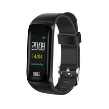 MJ05 Smart Band 0.96 inch Color Screen Bracelet Waterproof Blood Pressure Heart Rate Monitor Sports Wristband For Iphone Xiaom