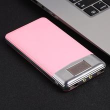 30000mAh General Portable Dual USB External Li-Polymer Battery Charge Phone Power Bank