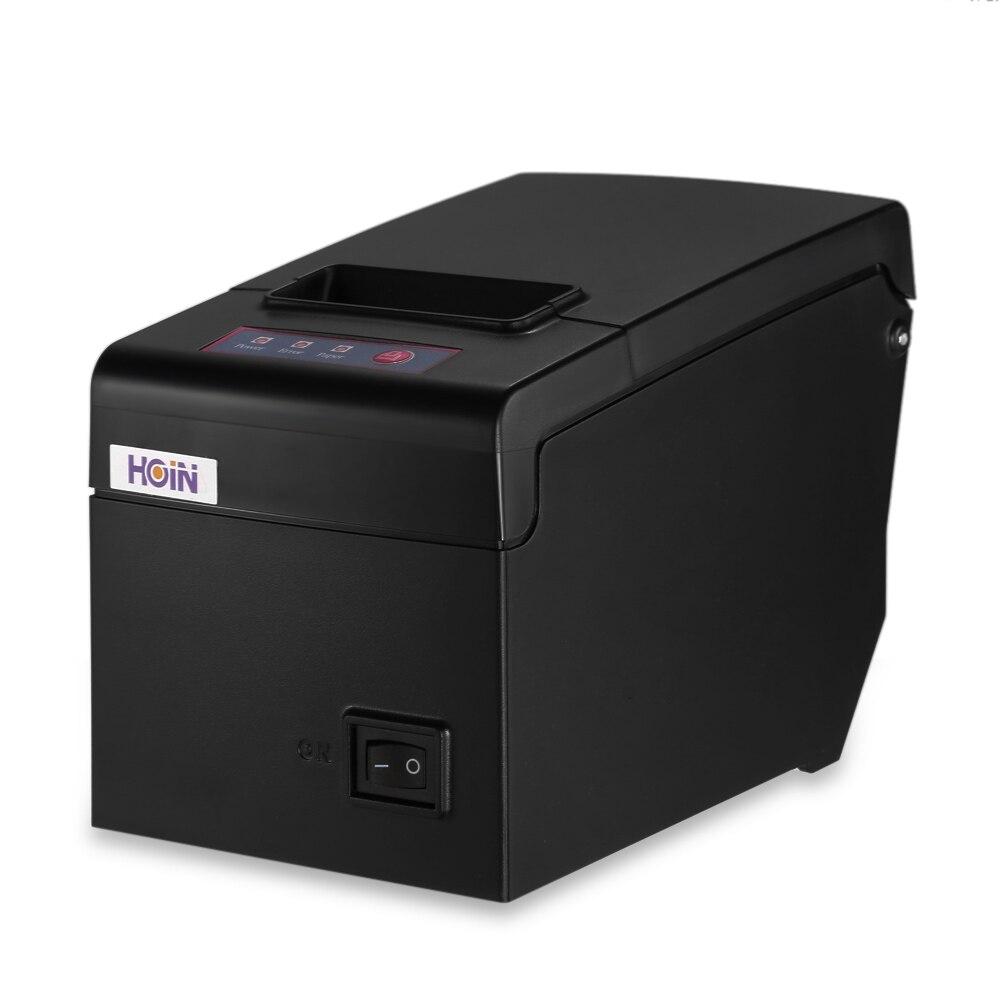 HOIN HOP-E58 58mm imprimante à reçu thermique filaire/sans fil version USB/Bluetooth/Wifi
