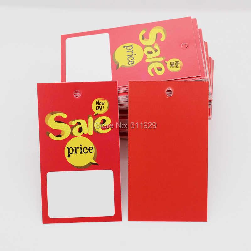 716665d8a0a ... Бесплатная доставка Распродажа ценник пустая подвесная тег бирка для одежды  тег персонализированная одежда ...