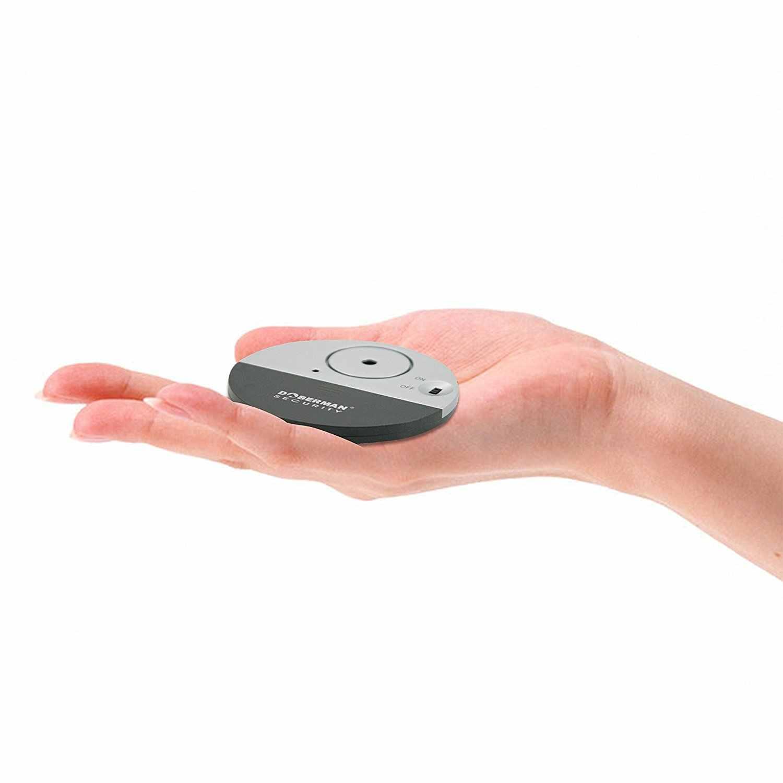 SE-0106 Ulrta-Slim Sensor Alarm Pintu Jendela Magnetik dengan Peringatan Stiker untuk Rumah Rumah Apartemen Toko Kantor Pintu Sensor