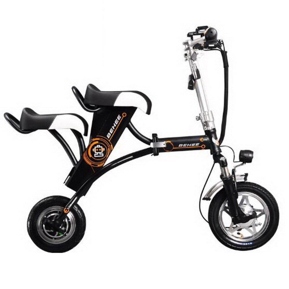 261014/voiture électrique pliante/double voiture électrique portable au lithium/scooter de conduite adulte/petite mini voiture