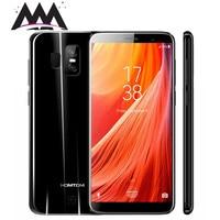 HOMTOM S7 5.5 HD 18:9 Full Display Mobile Phone MTK6737 Quad Core 3G RAM 32G ROM 2900mAh 13MP Dual Camera 4G Smartphone