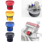 Best Price Air Bleeder Screw Fuel Filter for Housing 2001-2016 Duramax for Diesel Fuel Filter High Quality Car Styling
