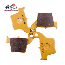 2piece Motorcycle Spare Parts For HONDA CR CRE CRM 125 CRF CRF 450 CRE 50 250 CRM 250 CRF 450 CRE F 500 Brake Pads Shoes