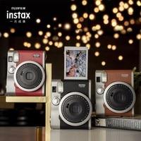 Fujifilm Genuine Instax Mini 90 films camera Hot Sale new instant photo 2 Colours black brown