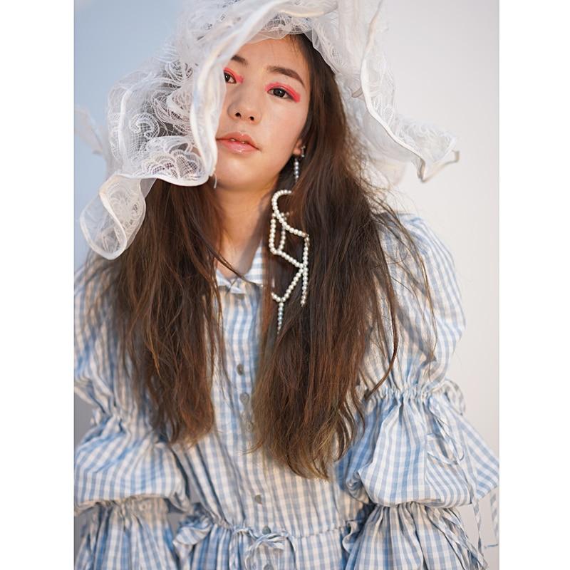 SuperAen nuevo 2019 primavera moda mujer vestido de algodón asimétrico salvaje de manga larga Vestido Mujer Casual Clohing-in Vestidos from Ropa de mujer    3